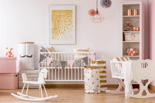 Kinderzimmer – Wie bauen wir ein Nest für unser Baby?