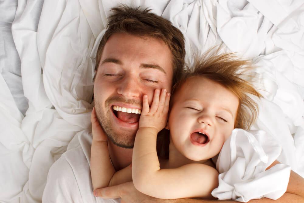 Kinder zeugen, ist nicht schwer, Vater sein umso mehr