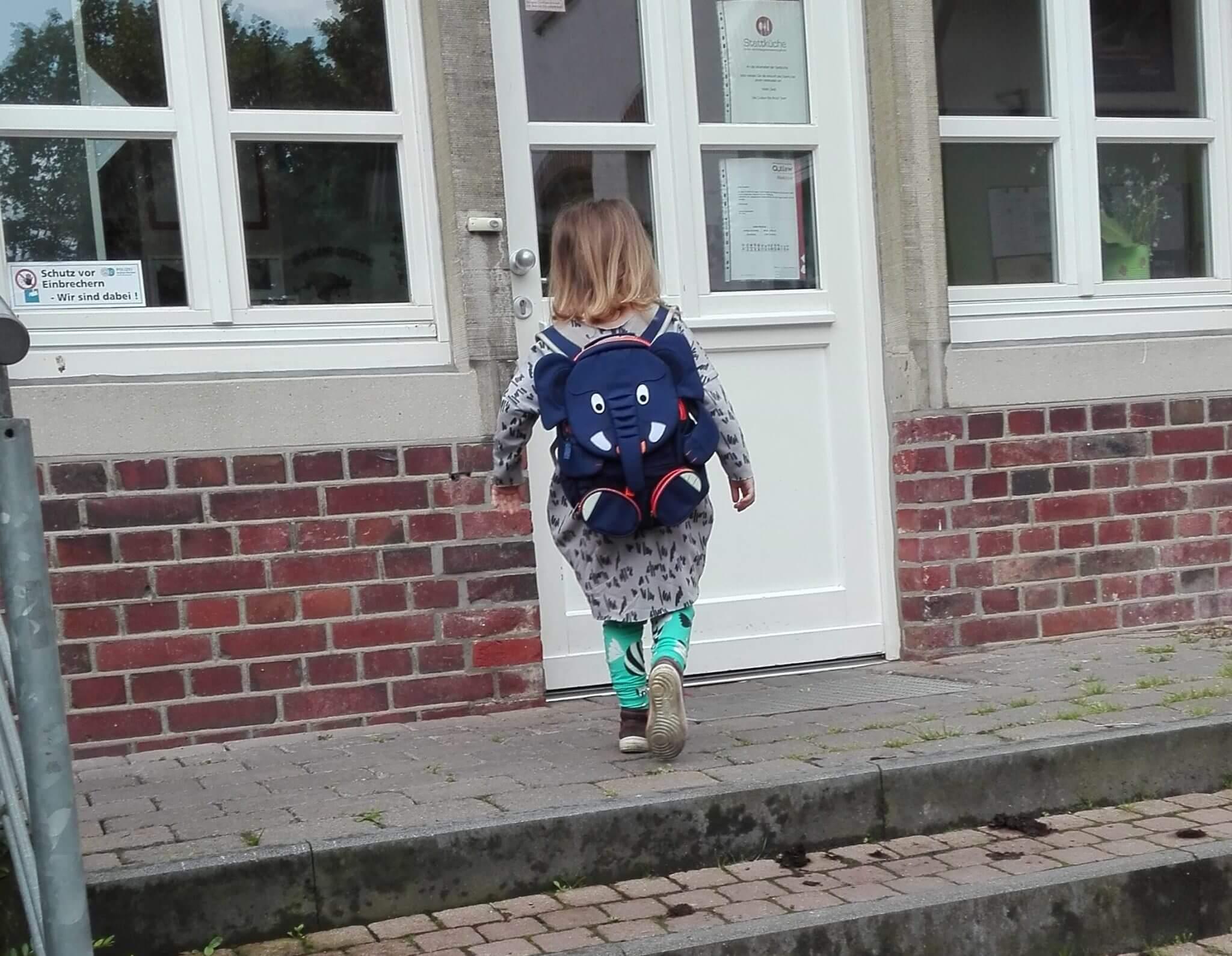 Die Eingewöhnung in den Kindergarten