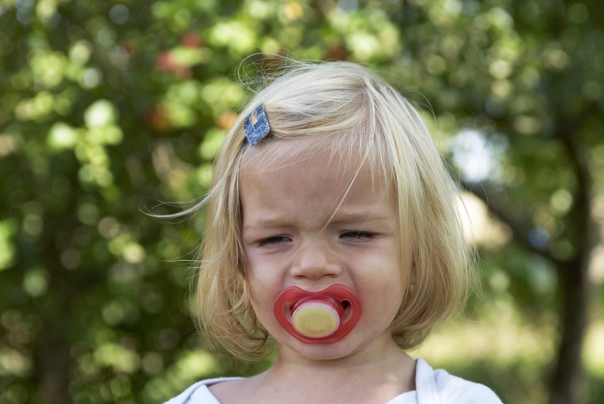 Schnullerentwöhnung – Wie es klappt