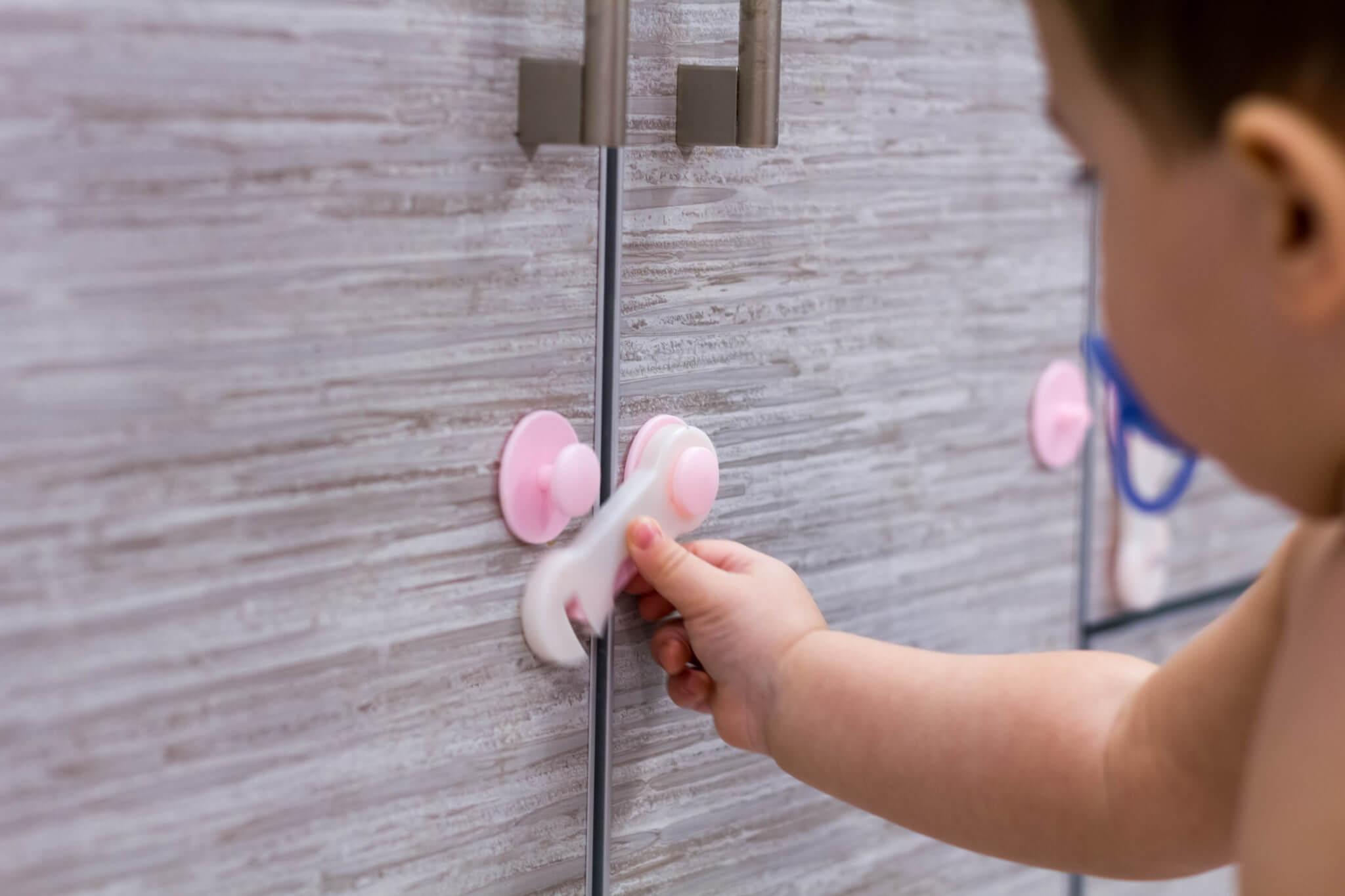 Kindersicherheit im Haushalt