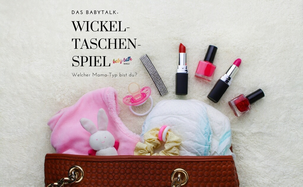 Das Wickeltaschen-Spiel