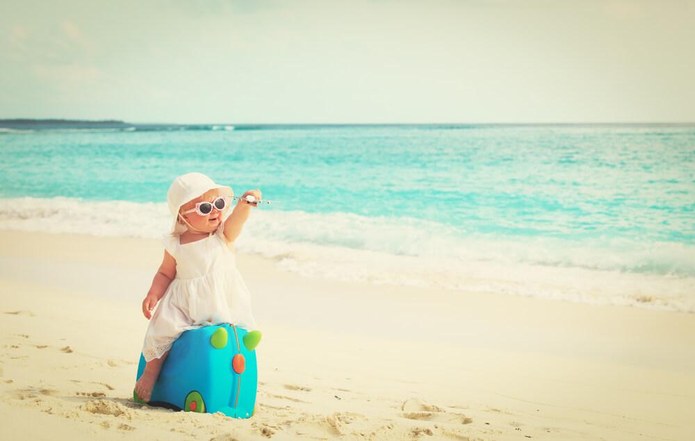 Reisen mit Babys – ein lohnendes Abenteuer
