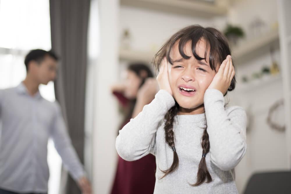 Vor Kindern streiten?