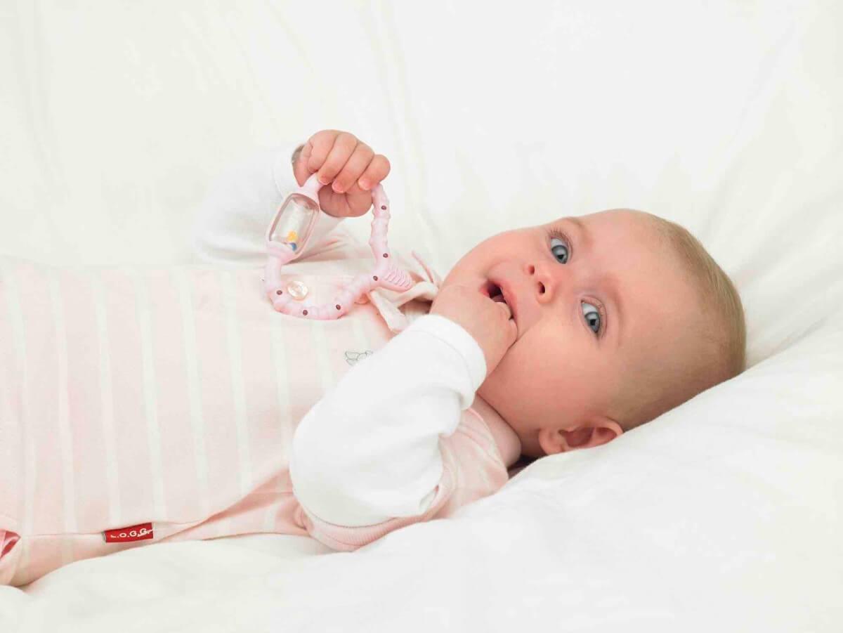 Zahnen – Wie kann ich meinem Baby helfen?