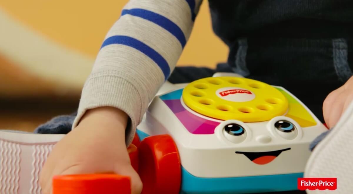 *Werbung* Die Geschichte des beliebten Spielzeugherstellers Fisher Price