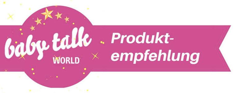 Babytalk Produktempfehlung