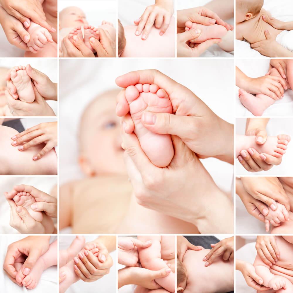 Osteopathie beim Baby – Geburtsberichte einer Mutter