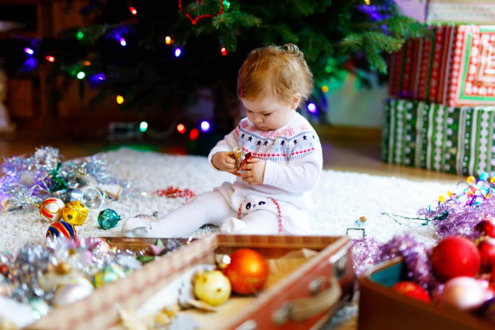 Brauchen wir dieses Jahr schon einen Nikolaus, Schatz?
