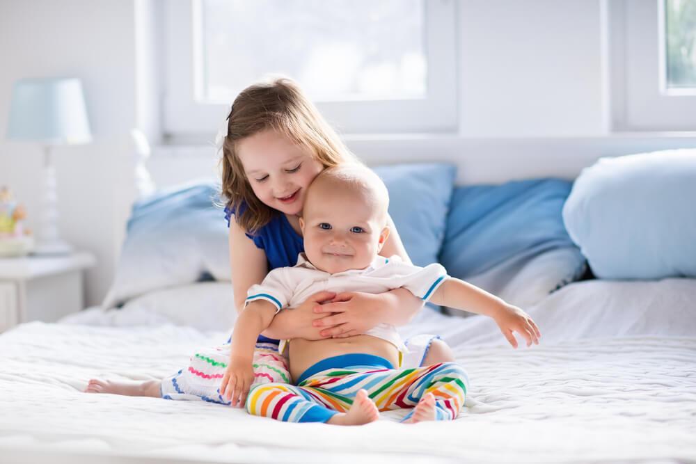 Geschwisterliebe ist einzigartig