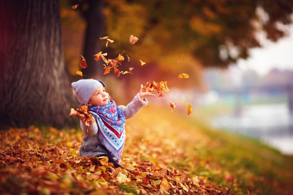 Der Herbst: Mit Kindern den Jahreskreis erleben