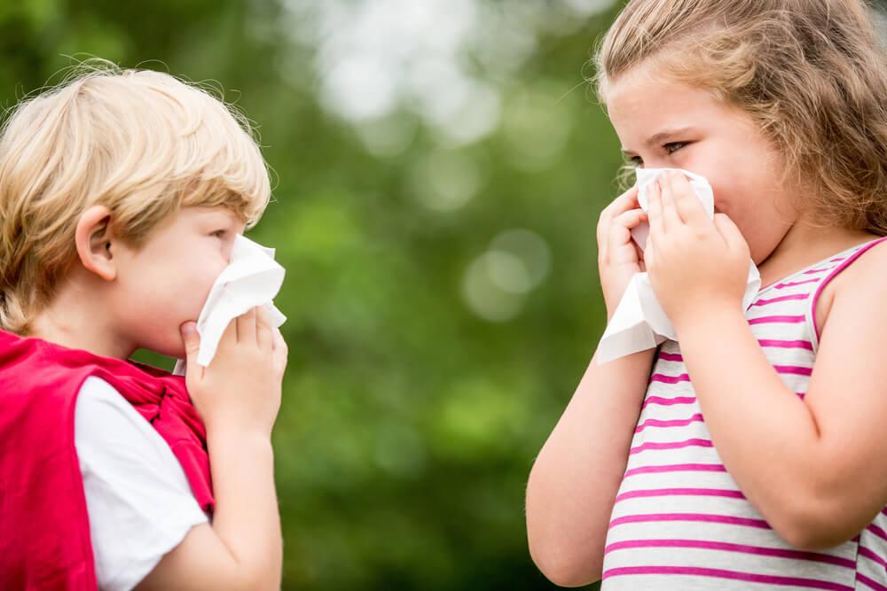 Tschüß Schnupfen! Dasalgovir® Erkältungsspray für Kinder ab einem Jahr und Schwangere