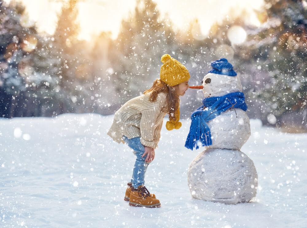 Der Winter: Mit Kindern den Jahreskreis erleben