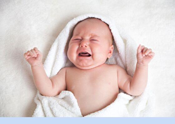 Mein Baby schreit. Doch warum – und was braucht es?
