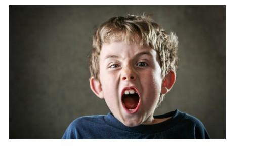 Mein wütendes Kind: Humor ist, wenn man trotzdem lacht