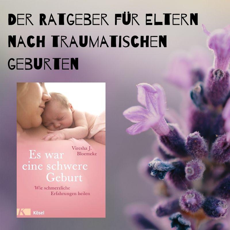 """Buchempfehlung: """"Es war eine schwere Geburt"""" von Viresha J. Bloemeke"""