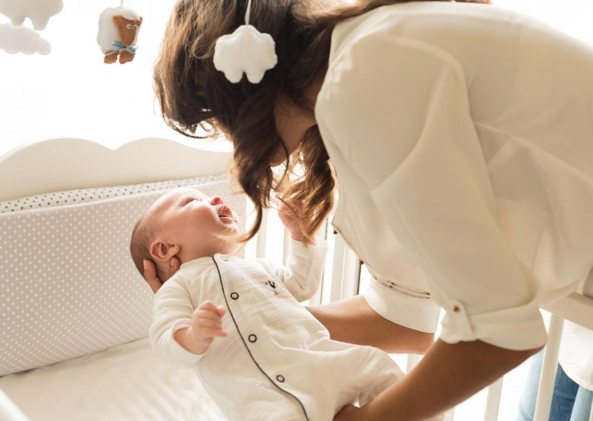 Babys sicher ablegen